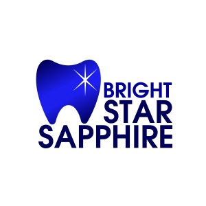 Bright Star Sapphire Dental (Fair Lawn, NJ) - Practice Logo