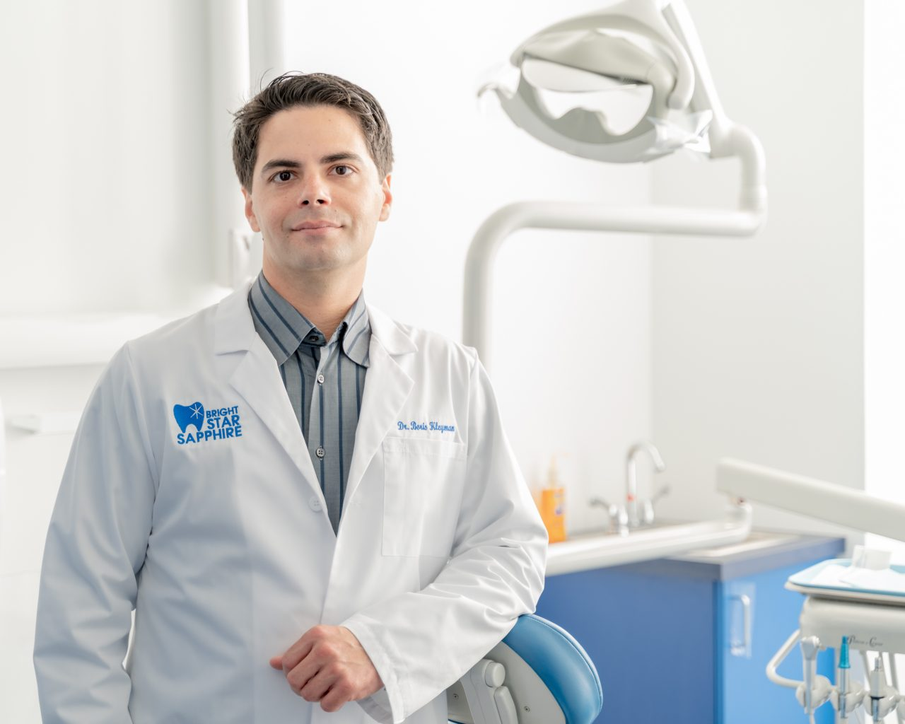 Call Dr. Boris Kleyman of Bright Star Sapphire Dental for gentle pediatric dentistry in Fair Lawn, NJ